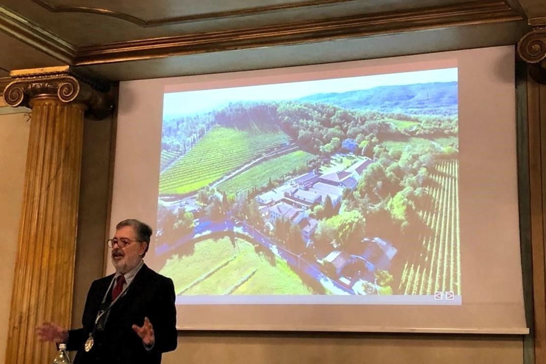 Doctor Wine e il sapore di 40 anni in AIS