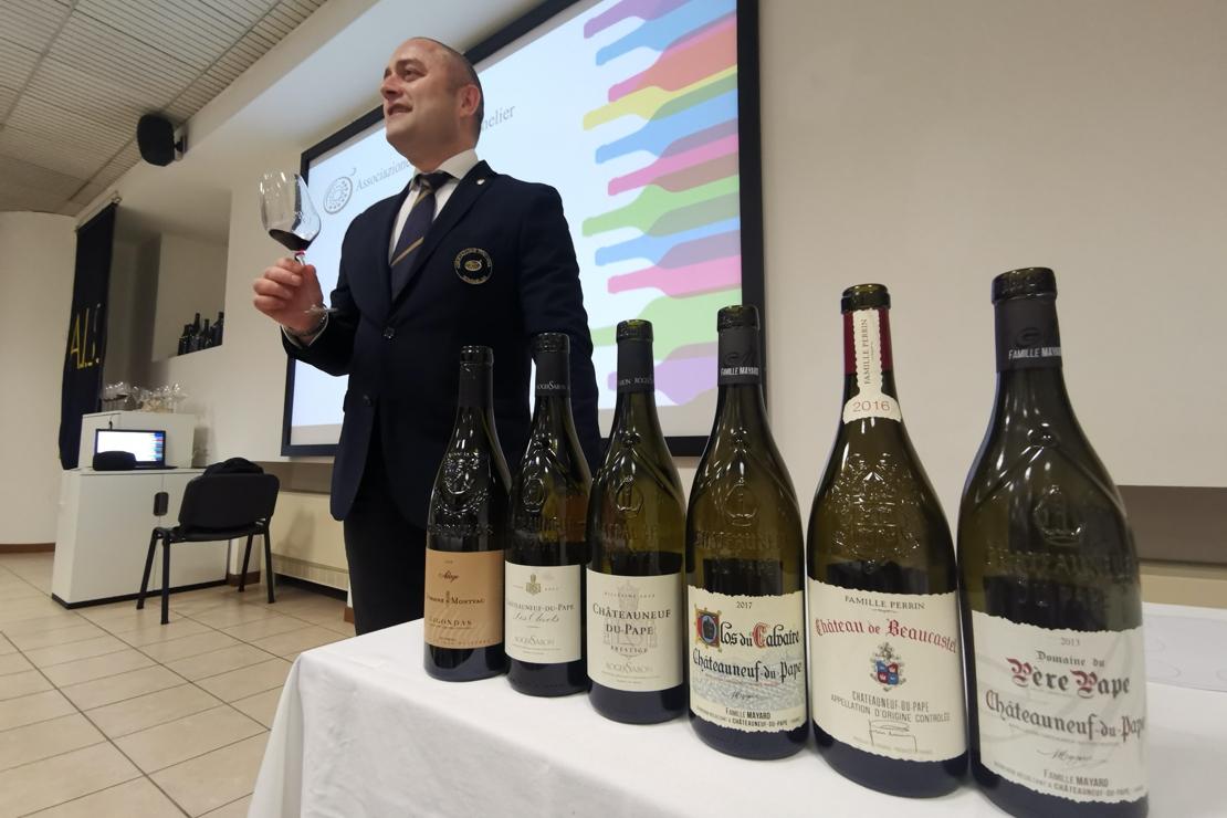 Alla scoperta dello Châteauneuf-du-Pape e dei vini del Rodano meridionale