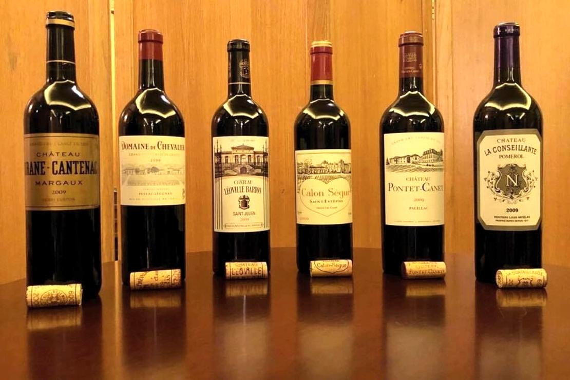Bordeaux e i suoi vini: a dieci anni dalla vendemmia