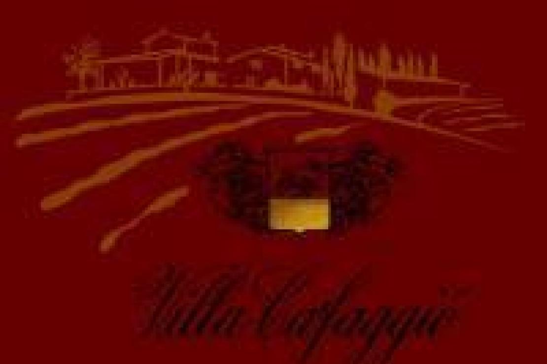 Villa Cafaggio: sangiovese super...star