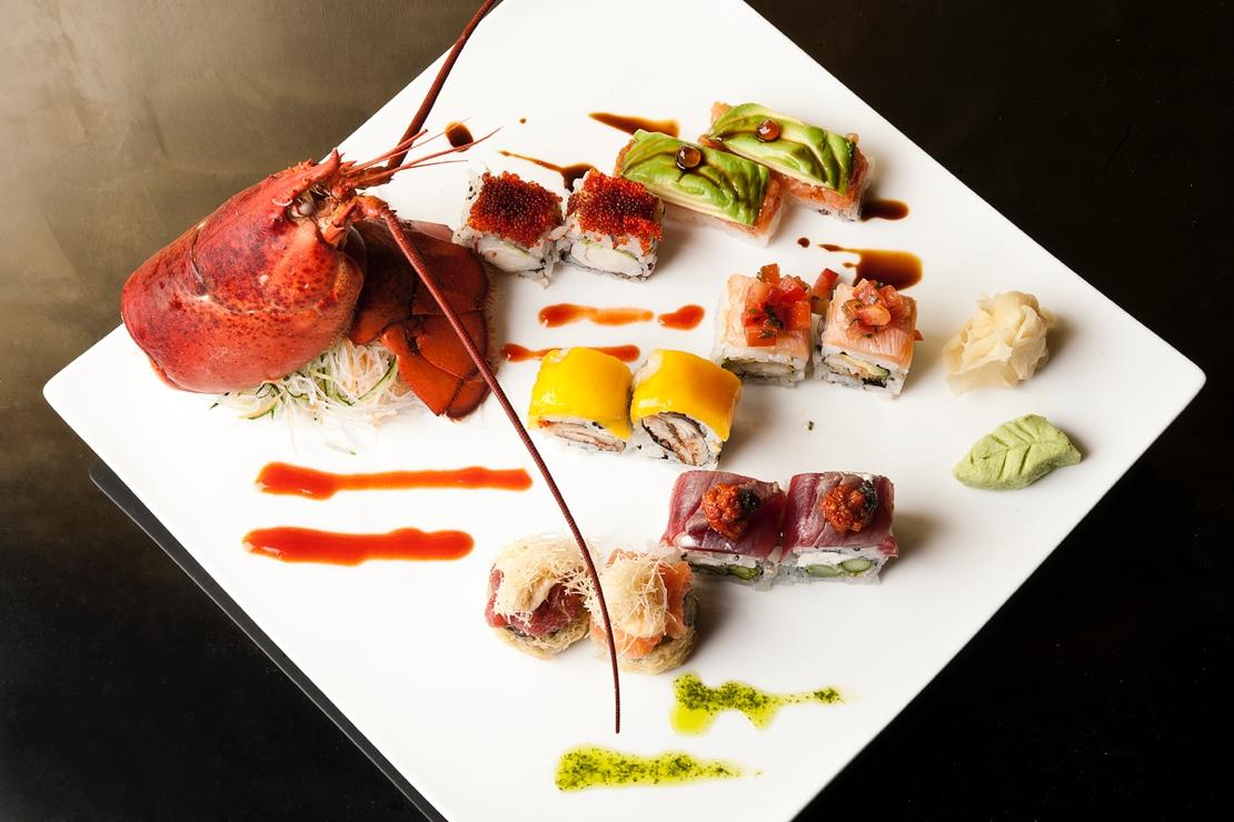 Ristorante con cucina nippo-brasiliana cerca sommelier