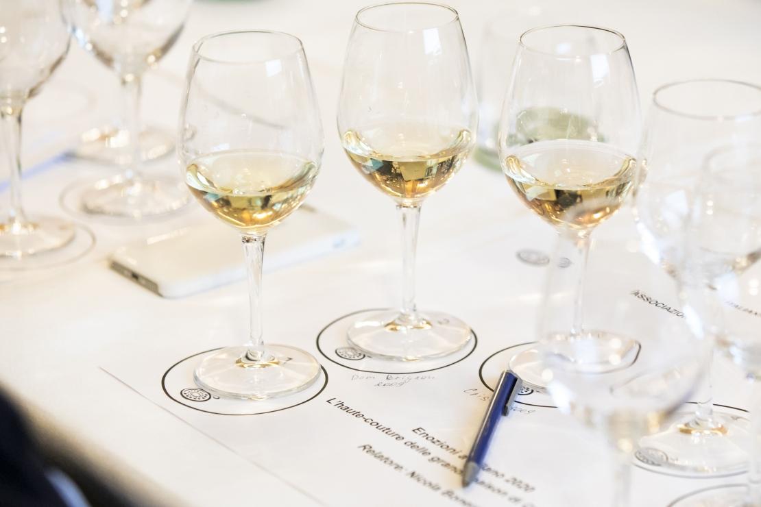 L'haute–couture delle grandi maison di Champagne