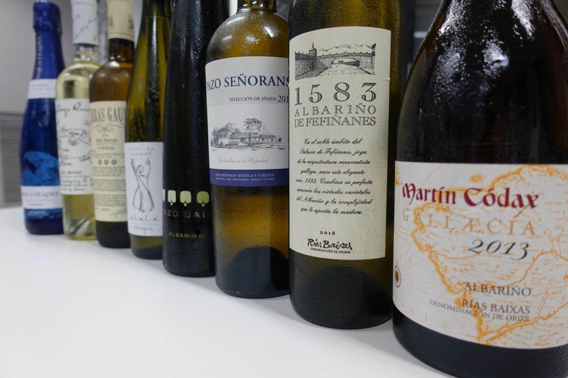 Rias Baixas, i vini dell'Atlantico