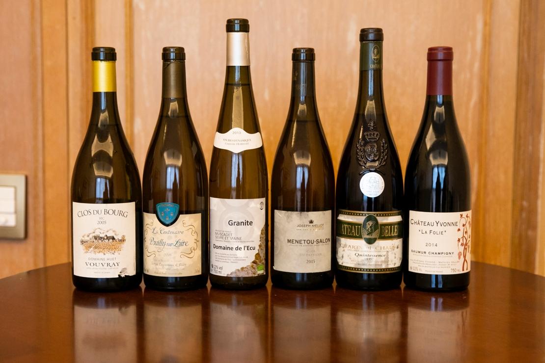 La Loira dei castelli e il naturale incontro con vini da favola