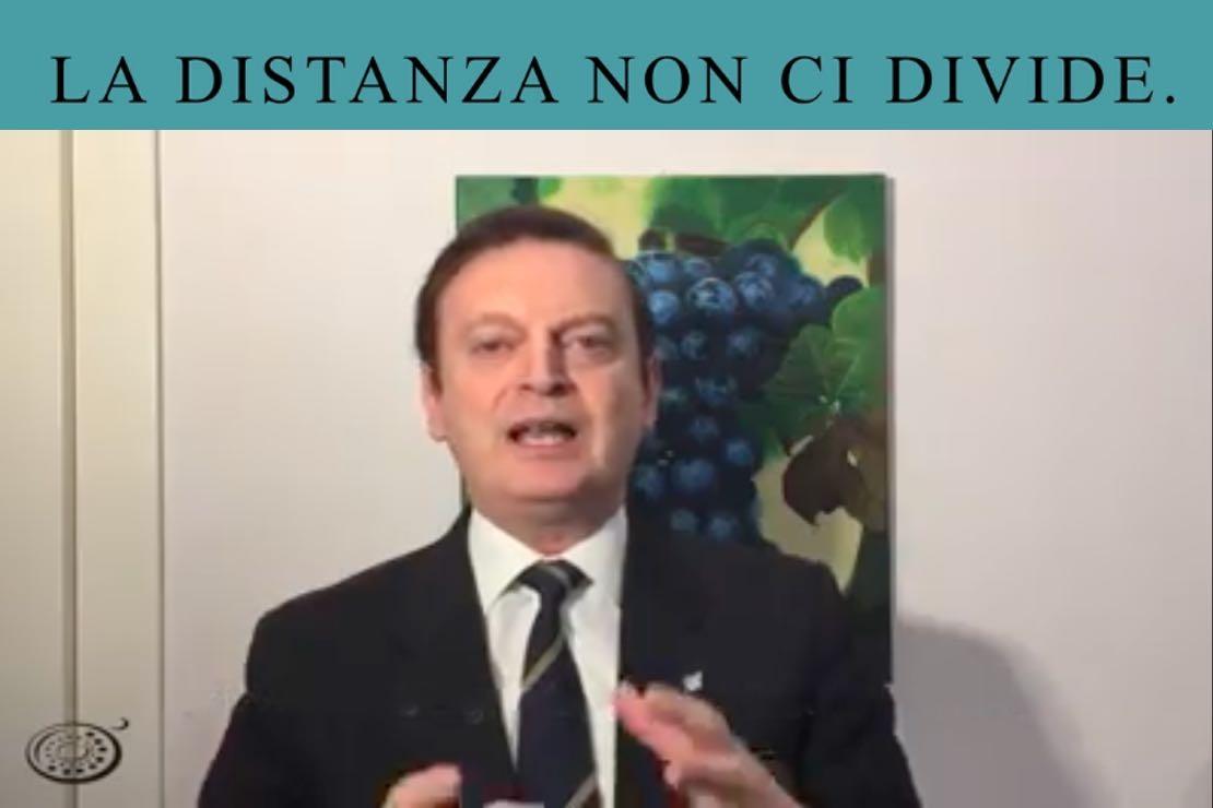 #ladistanzanoncidivide. Il Primitivo di Manduria con Giuseppe Baldassarre