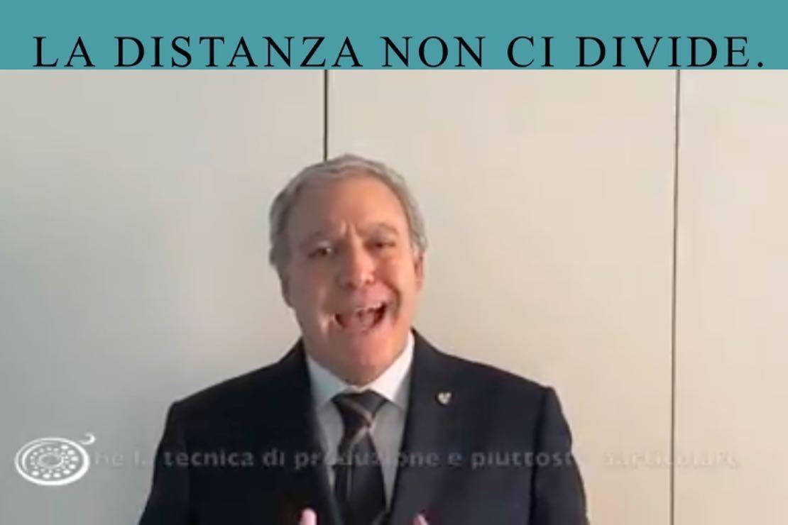 #ladistanzanoncidivide. Lo Sciacchetrà con Antonello Maietta