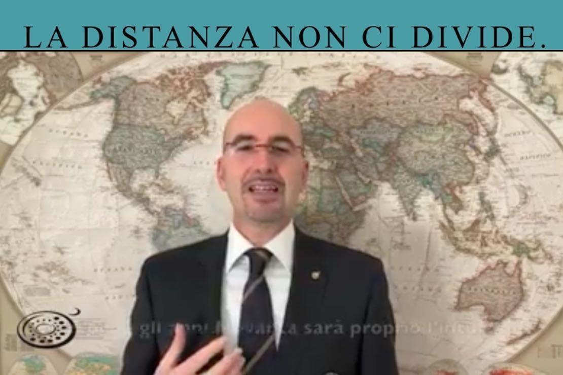#ladistanzanoncidivide. Il Piave Malanotte con Gianpaolo Breda