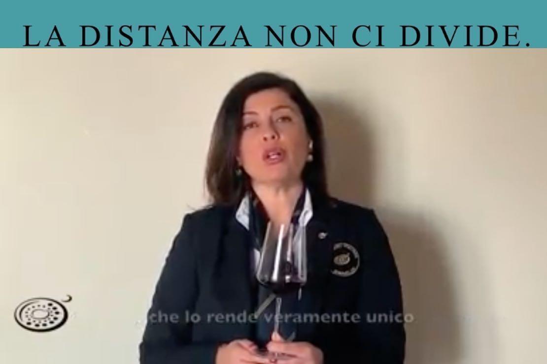 #ladistanzanoncidivide. I vini dell'Etna con Flavia Catalano