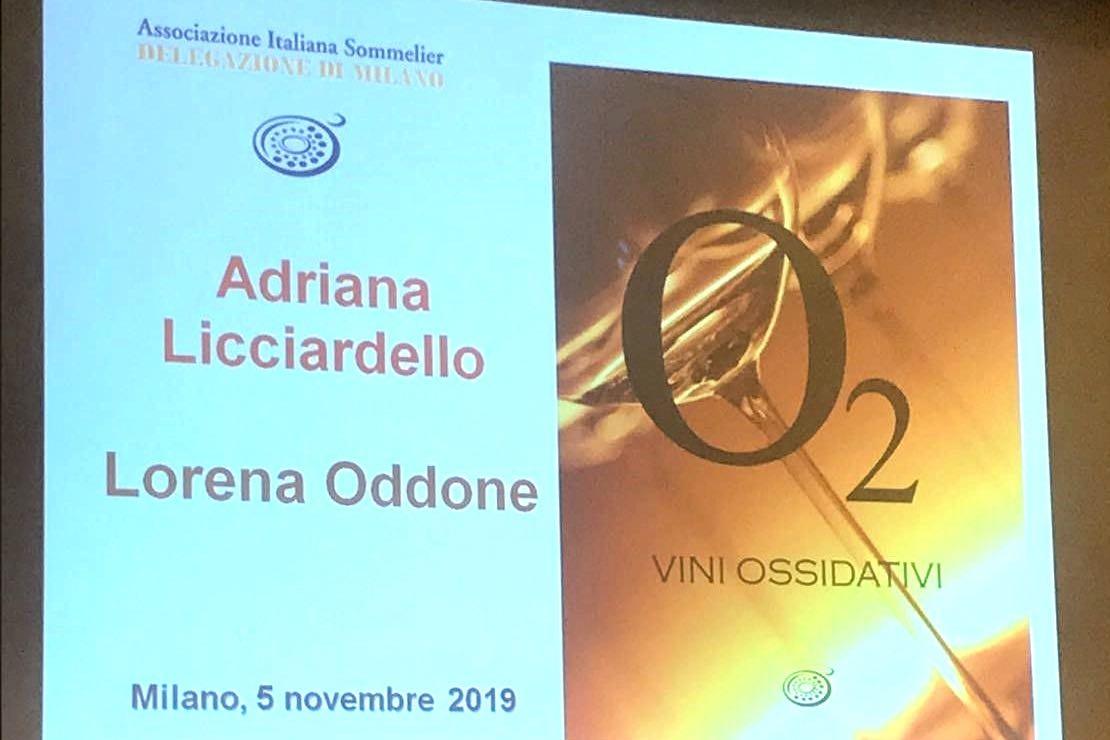 Atomi di vino: l'ossidazione
