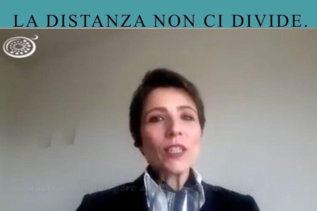 #ladistanzanoncidivide. Il Rosso Piceno con Marica Spuria