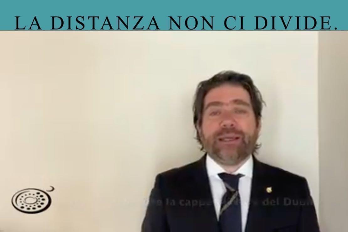 #ladistanzanoncidivide. L'Orvieto con Pietro Marchi