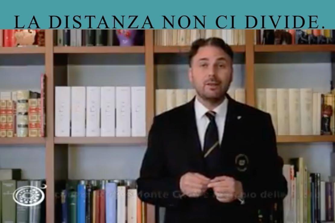#ladistanzanoncidivide. Il Frascati con Francesco Guercilena