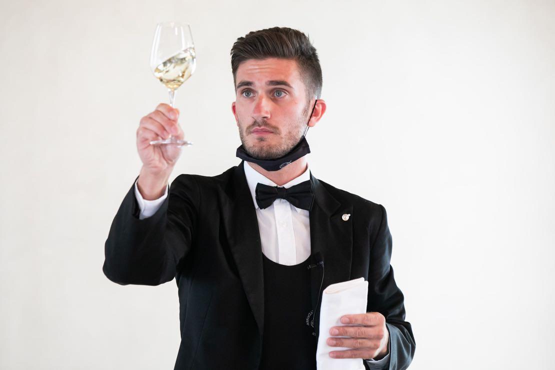 È Andrea Gualdoni il Miglior Sommelier della Lombardia 2020