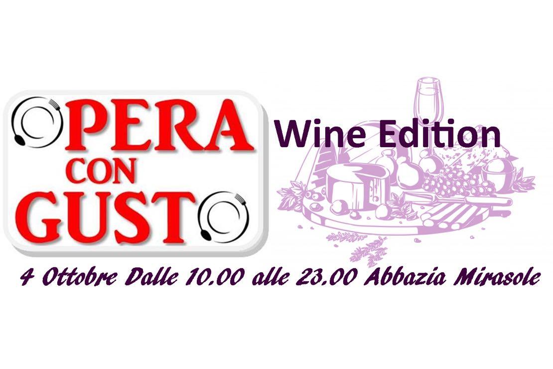 """""""Opera con Gusto"""" 2020 Wine Edition"""