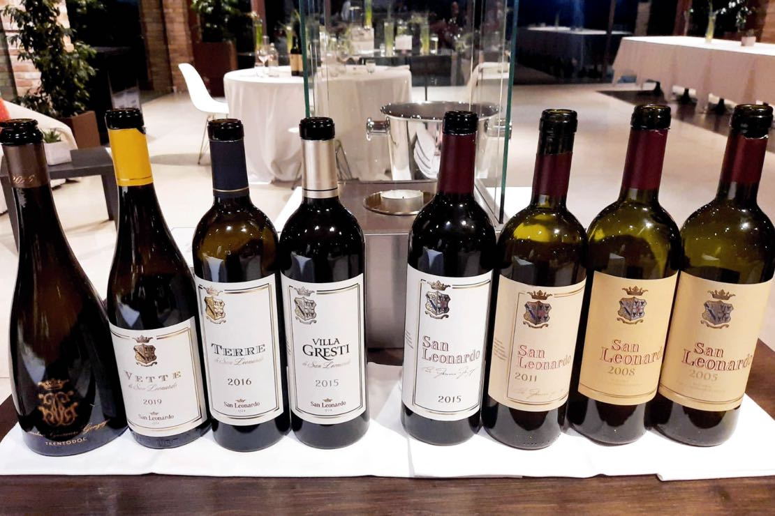 L'eleganza senza tempo dei vini della Tenuta San Leonardo