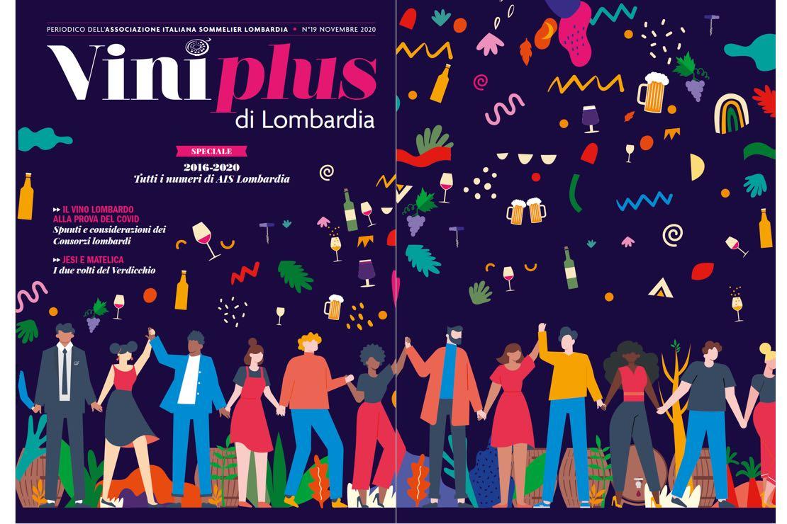 Viniplus di Lombardia - N°19 Novembre 2020