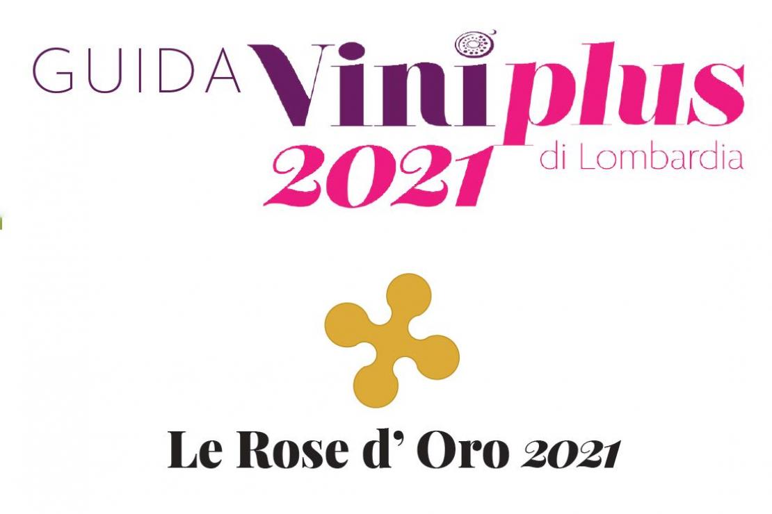 Guida Viniplus 2021 - Le Rose d'Oro