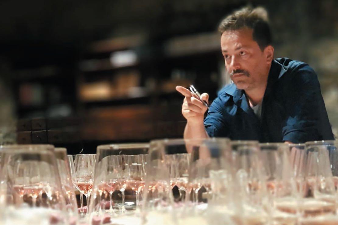 Nico Danesi, dall'uva al vino senza integralismi
