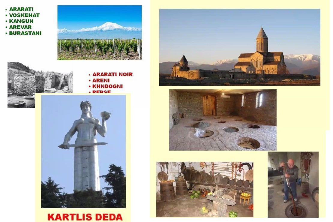 Alle origini del vino: Armenia, Georgia, Azerbaijan e Uzbekistan