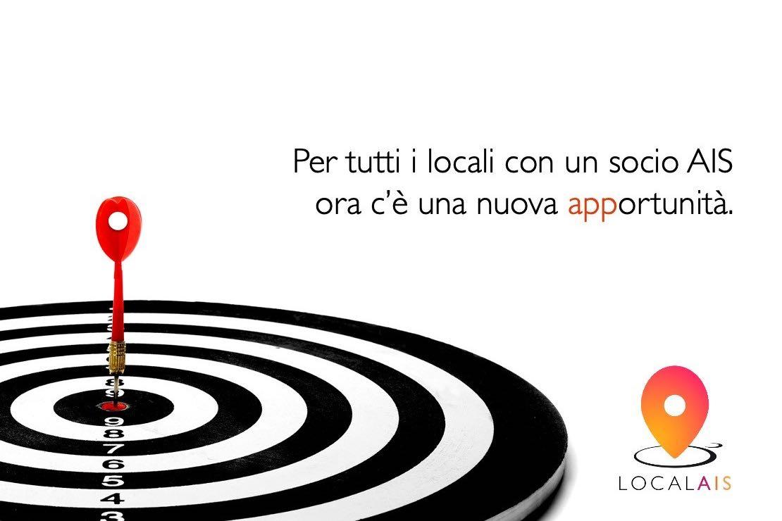 LocalAIS, la nuova app per scoprire i locali in cui opera un socio AIS