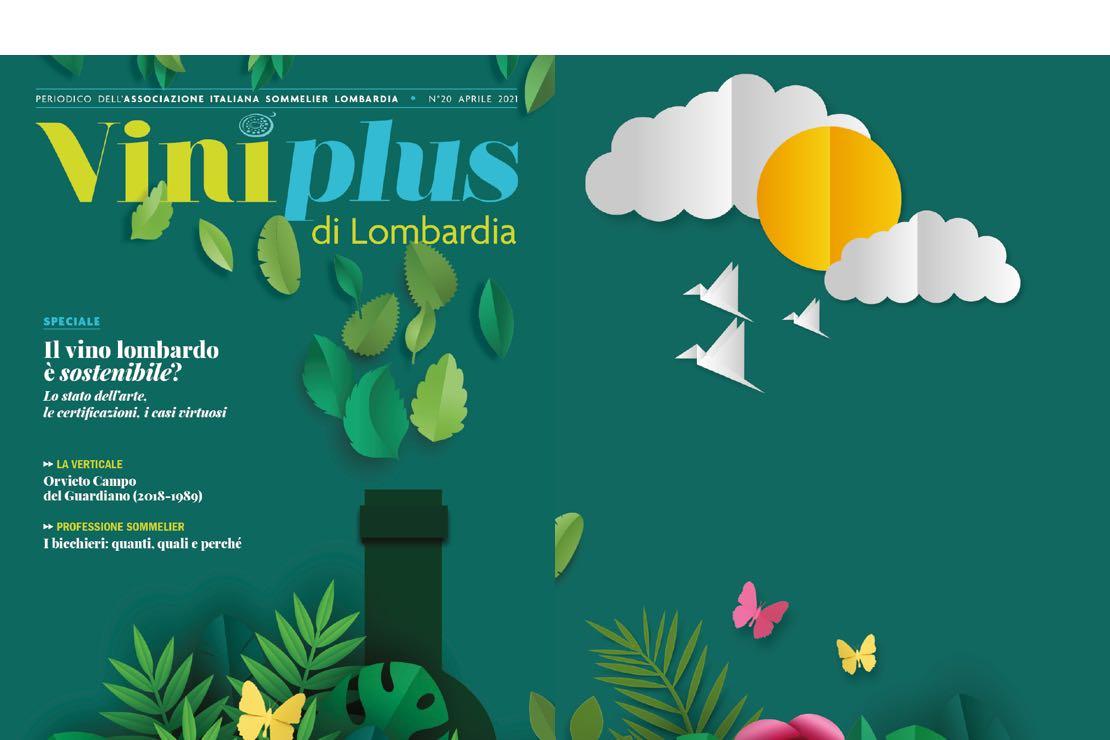 Viniplus di Lombardia - N°20 Aprile 2021