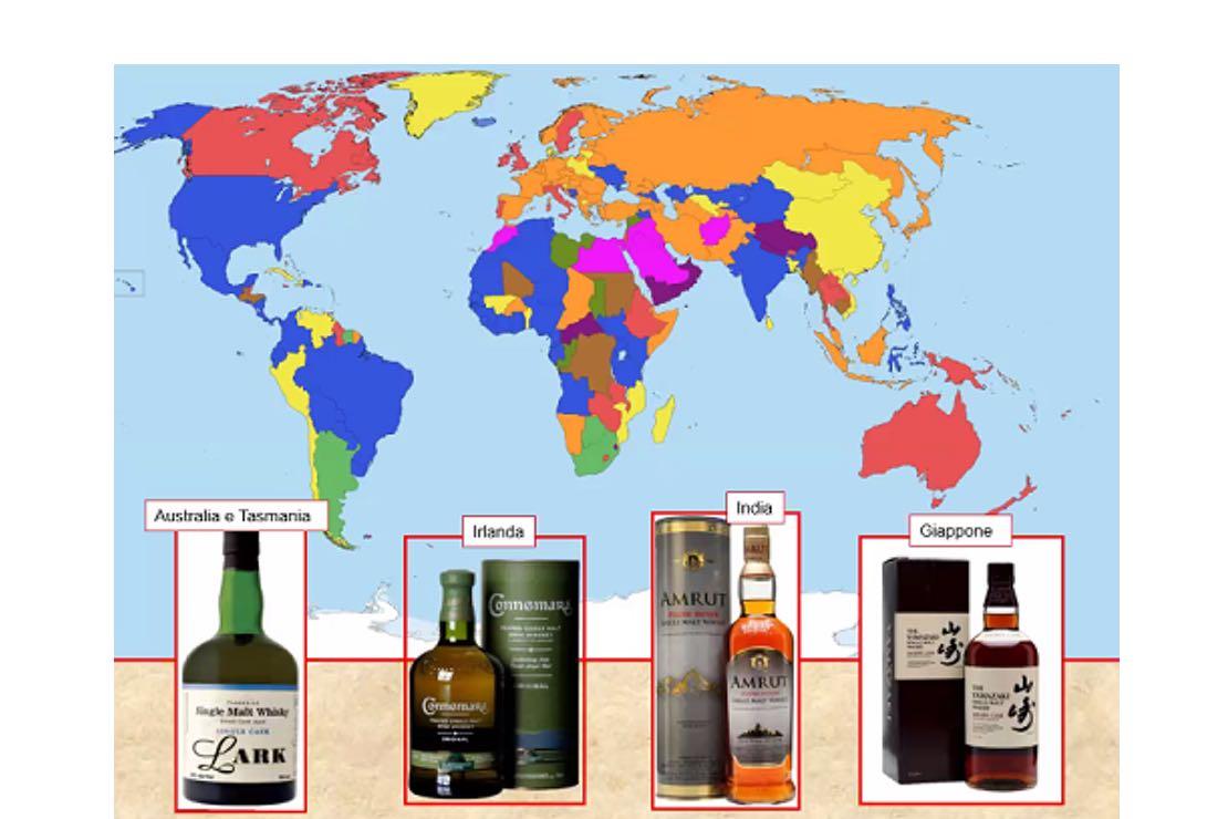 Caratteri ed espressioni dei whisky torbati di Scozia – Prima parte