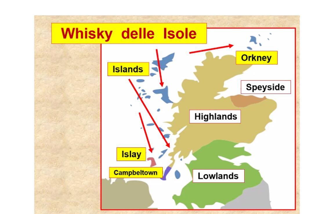 Caratteri ed espressioni dei whisky torbati di Scozia – Seconda parte