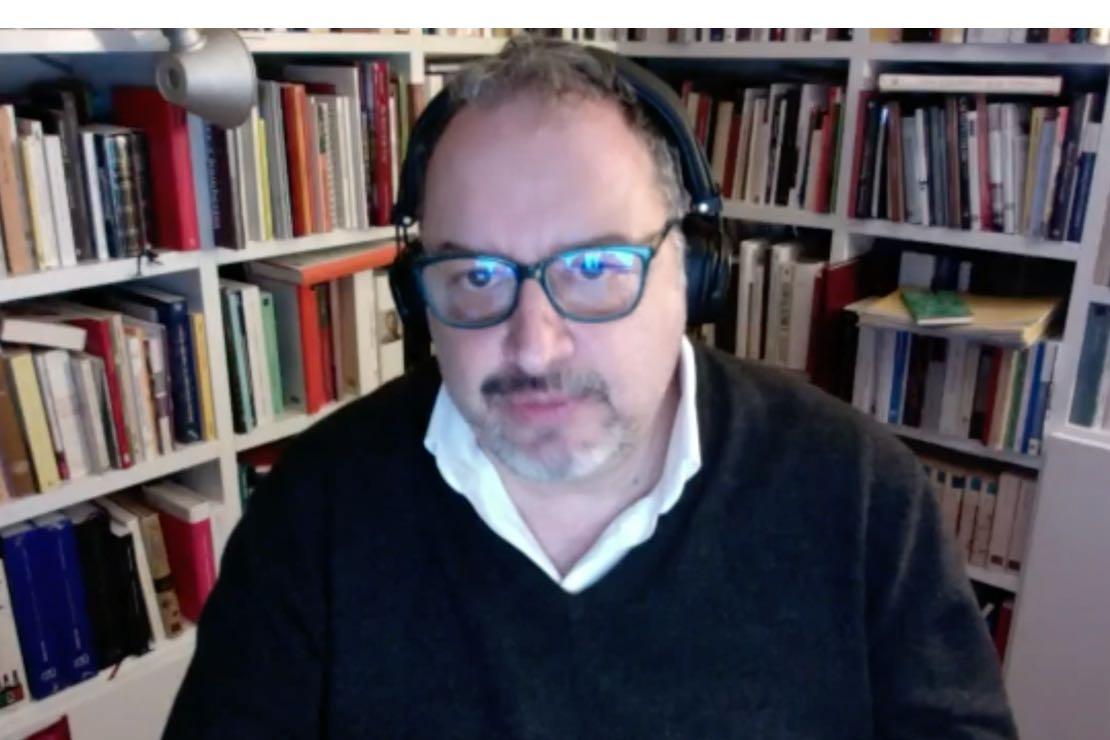 """Armando Castagno e """"Venti libri per dire il vino"""""""