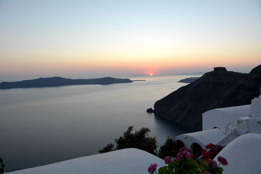 Enoturismo in Grecia: la sfida parte da Santorini