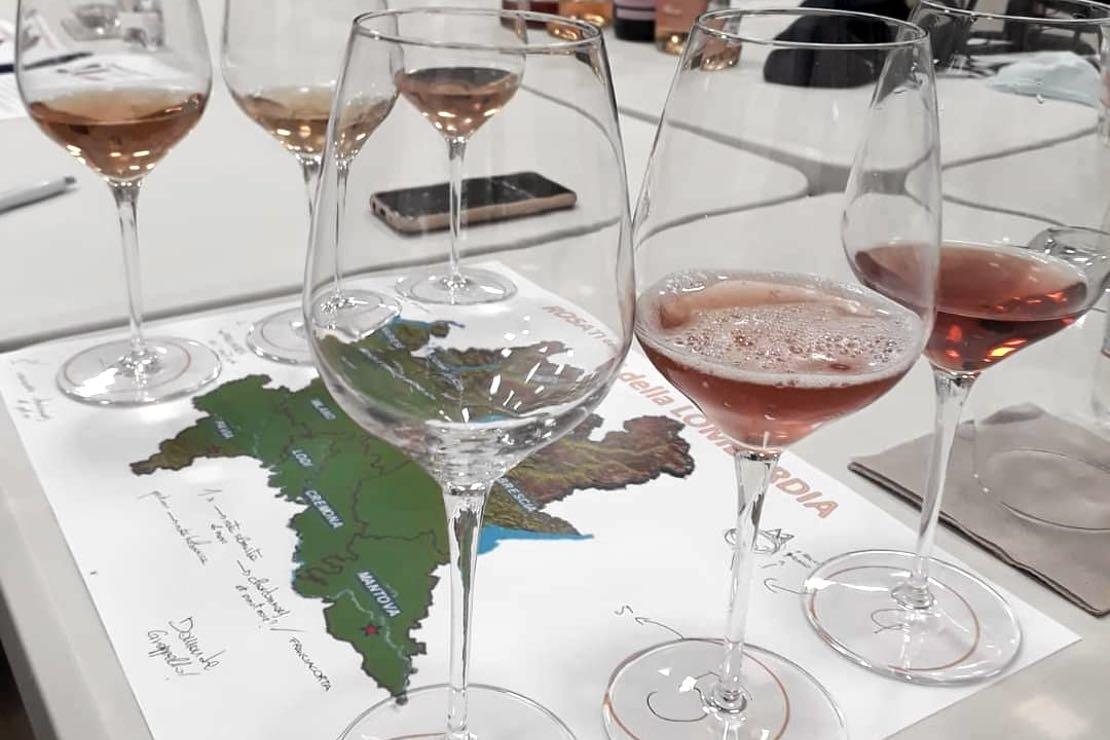 Vini rosati: tutte le sfumature del rosa