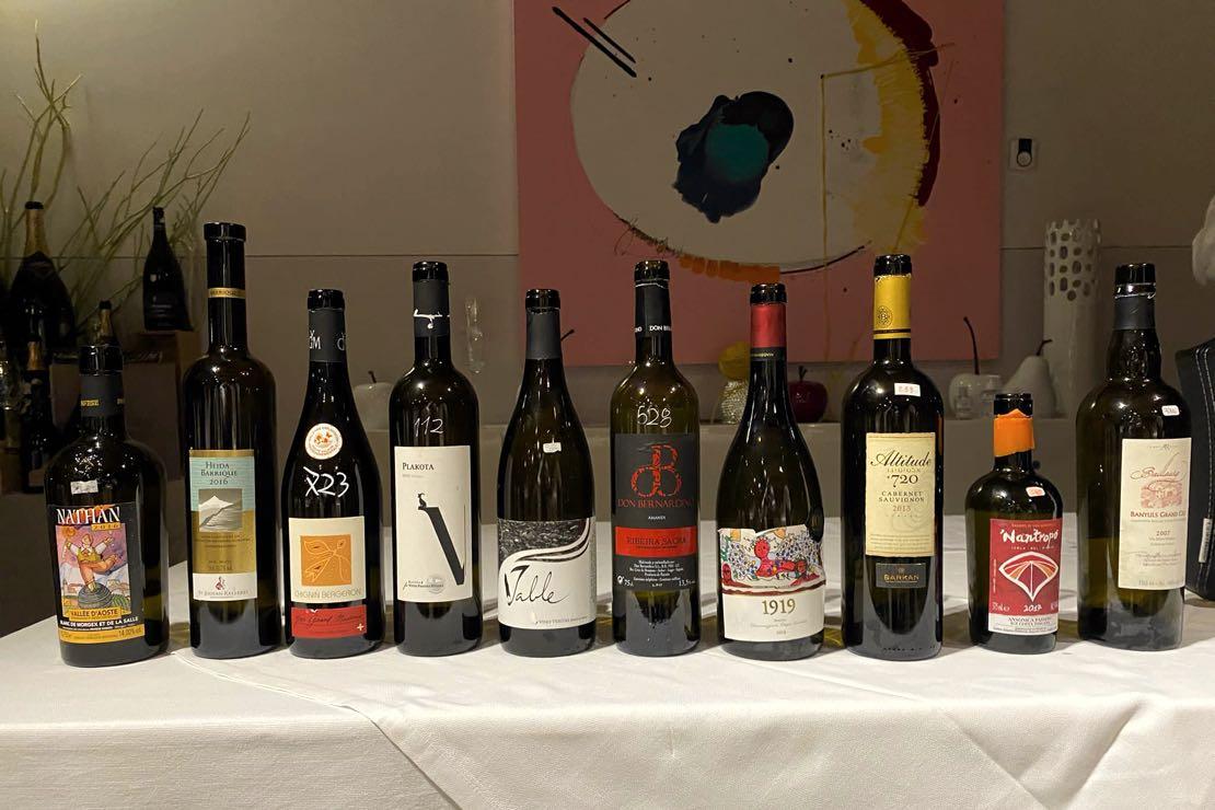 Vini eroici del mondo