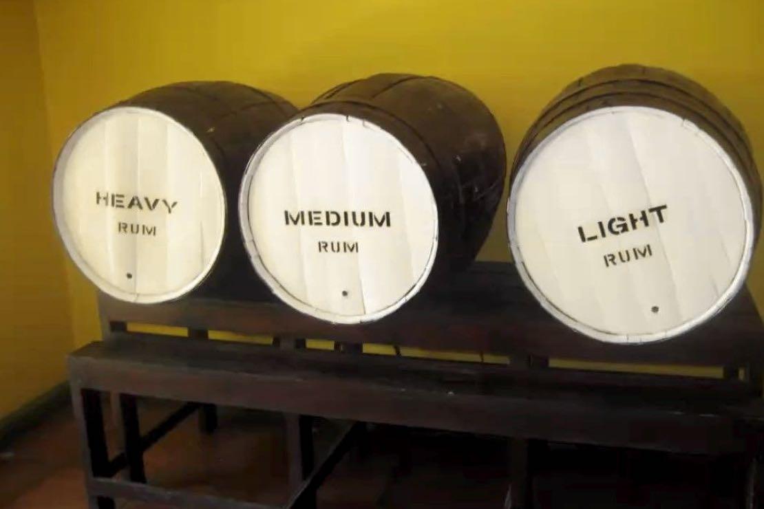 Rum, questione di stile