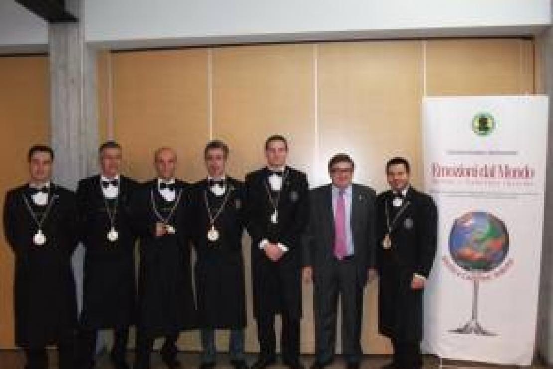 AIS Bergamo a Emozioni dal mondo: Merlot e Cabernet insieme