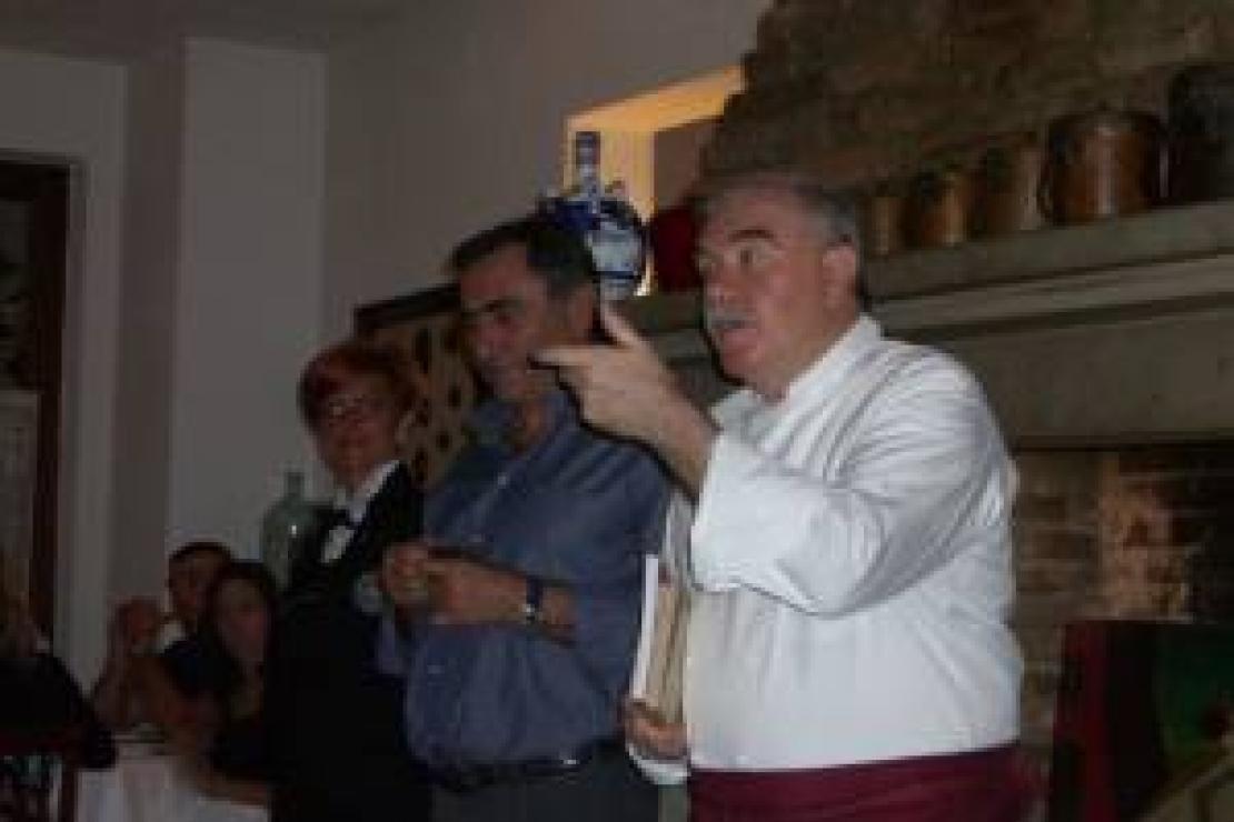 Lino Turrini: un grande chef al ristorante Corte Brandelli di Dosolo
