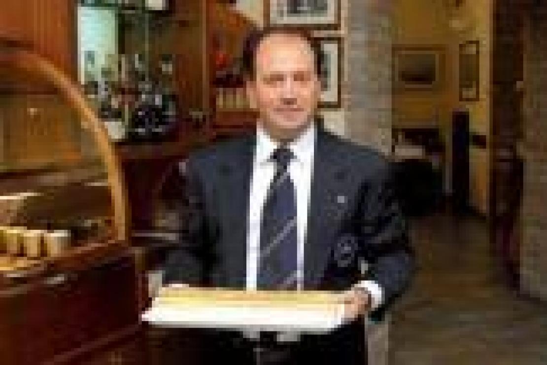Domenico Adorato. Ristorante Ponte Rosso