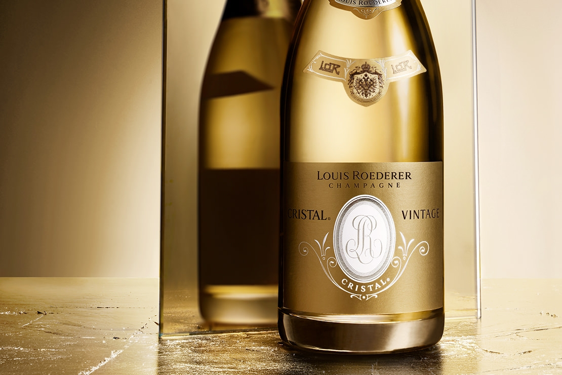 Maison Champagne Louis Roederer