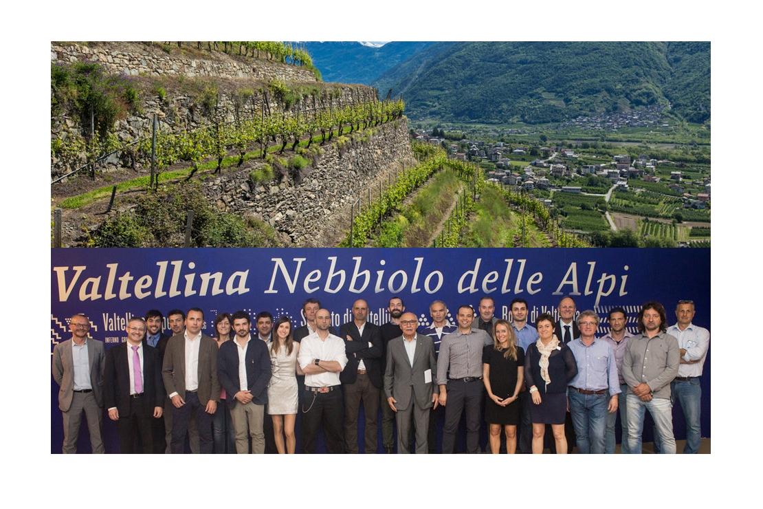 Incontriamo il Consorzio Vini di Valtellina