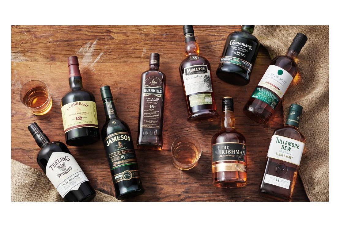 Irish Whiskey: la rinascita di un grande distillato che ha rischiato l'estinzione