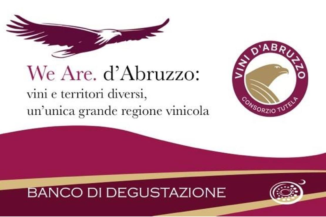 We Are. d�Abruzzo: vini e territori diversi, un�unica grande regione vinicola