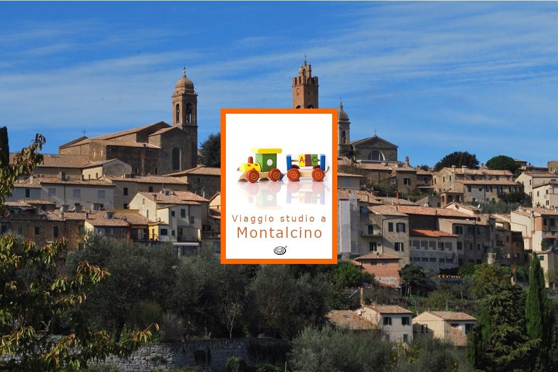 Viaggio Studio a Montalcino