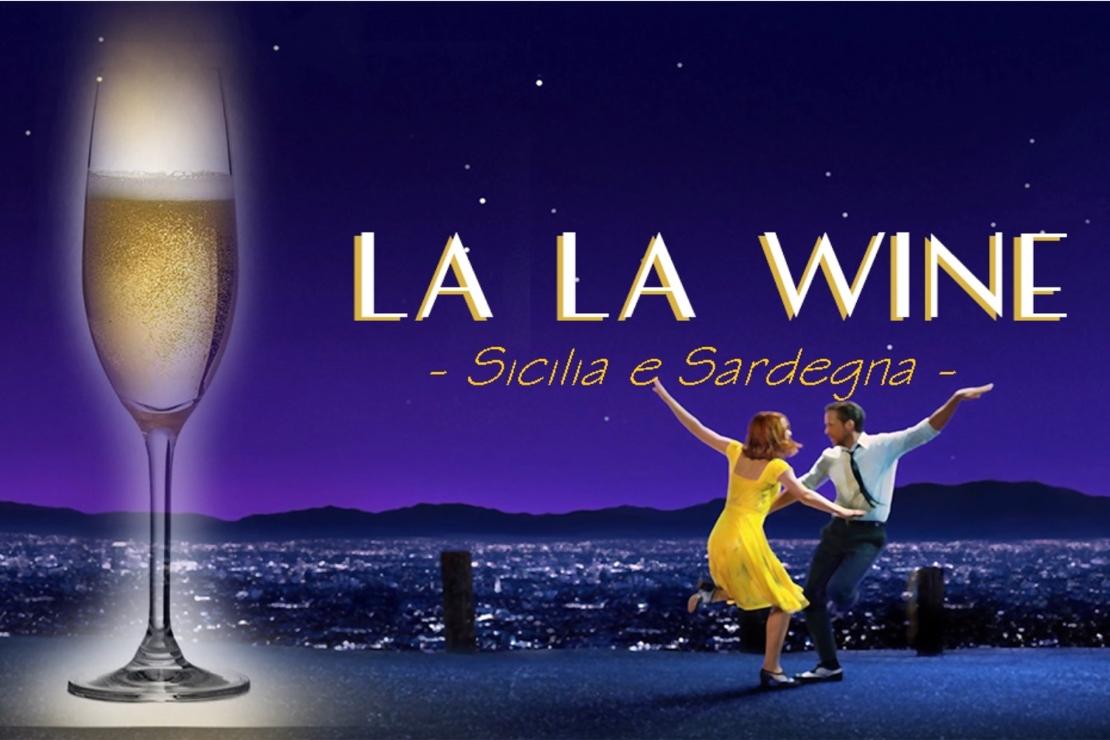 LA LA WINE Sicilia e Sardegna