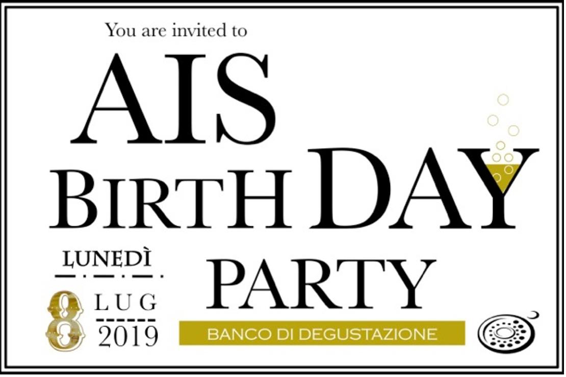 54° Anniversario AIS - Banco di degustazione e seminario