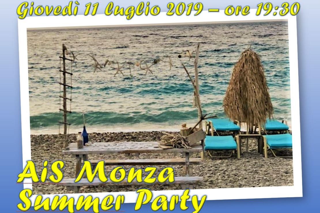 AIS Monza Summer Party