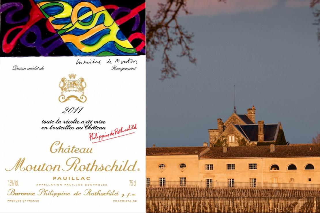 Premier Cru Classé Mouton Rothschild