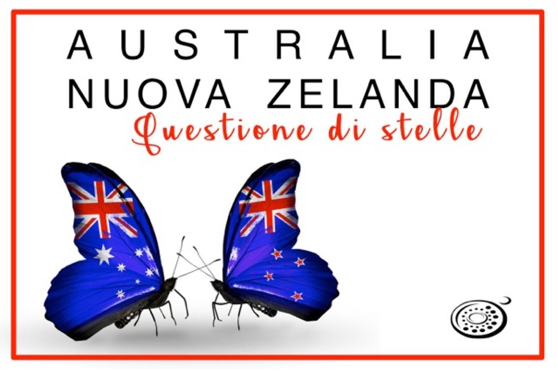 Australia e Nuova Zelanda, questione di stelle
