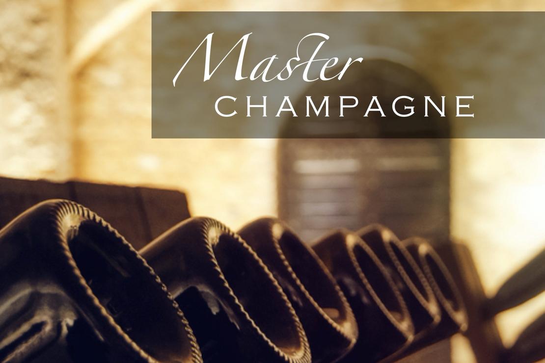 Champagne, il master