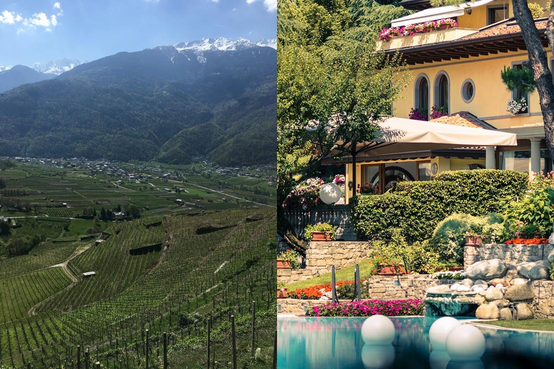 I vini della Valtellina incontrano l'eccellenza culinaria bergamasca