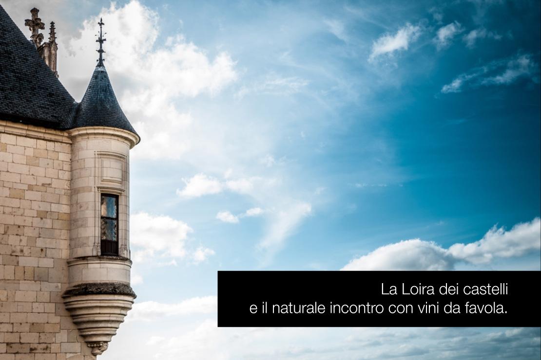 Enozioni a Milano 2020 - La Loira dei castelli e il naturale incontro con vini da favola