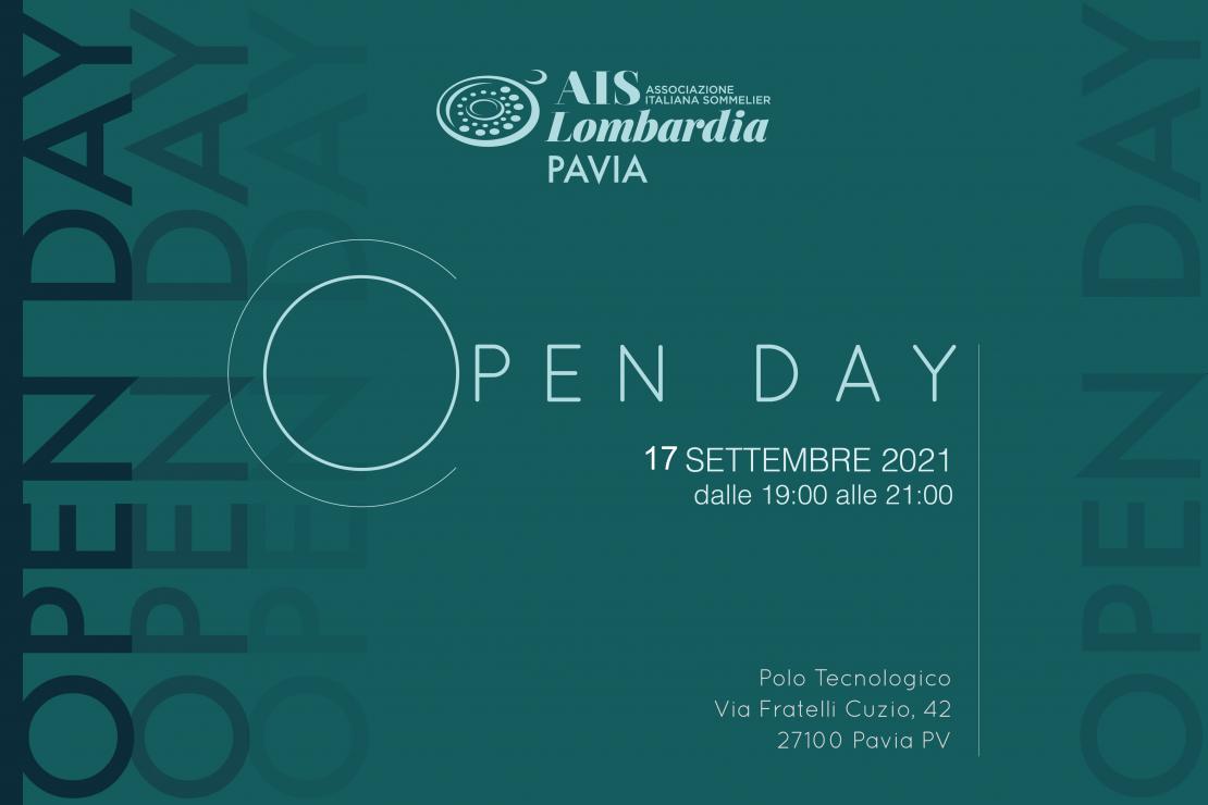 Open Day AIS Pavia - Corsi e programma 2021