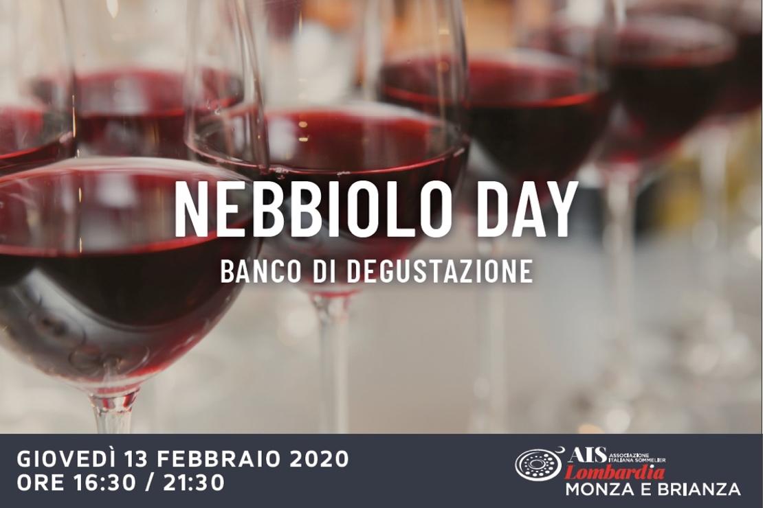 Nebbiolo Day -  Banco di Degustazione